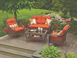 Wood Patio Furniture Sets Furniture Mesmerizing Cuhion Set Design Ideas With Patio