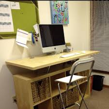 Standing Computer Desk Ikea 13 Best Ikea Standing Desks Images On Pinterest Standing Desks
