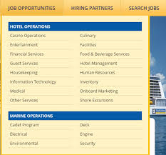 Position Desired Resume This World Class Cruise Company With 40 Giant Ships Will Hire