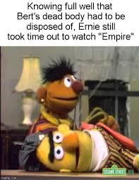 Ernie Meme - distracted ernie imgflip