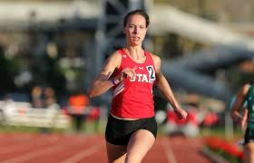 how to style hair for track and field utah athletics track field cross country
