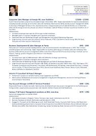 Sample Resume For Sales Manager by 19 Sample Resume For Assistant Manager General Manager Cv
