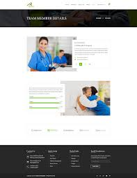 bcare senior care psd template by codecarnival themeforest