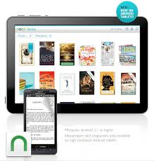 nook for android barnes noble adds high res newsstand support to nook for
