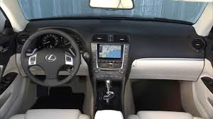 lexus convertible 2014 lexus is 250 c and is 350 c interior and exterior youtube