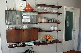 decorating ideas for kitchen walls kitchen wall storage racks retro modern kitchen decorating ideas