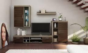 Wenge Living Room Furniture Tv Wall Unit Tom Ii New Modern Set Of Living Room Furniture Grey