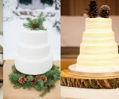 Pine Cone Wedding Table Decorations Rustic Wedding Cakes Rustic Wedding Chic
