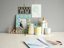 Design Desk Accessories Make Your Desk Accessory Set Hgtv