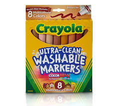 what color are guide signs crayola markers colored art markers crayola