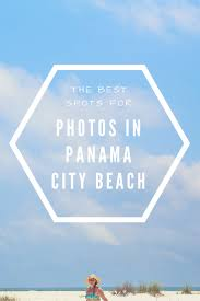 best places for photos in panama city beach