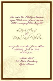 catholic wedding invitation wording samples iidaemilia com