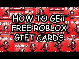 5 dollar gift cards how to get free roblox gift cards read description