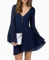 sleeve dress best 25 bell sleeve dress ideas on bell sleeves bell