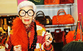 Maximalist Style by Fashion Icon Iris Apfel Has The Best Advice On How To Travel In