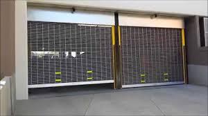 Style Garage by Transport Style Garage Doors Vs Rollup Garage Doors U2014 Home Ideas