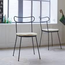 chaises m tal exceptionnel chaise en m tal zoom metal et pin lina 1965 mtal métal