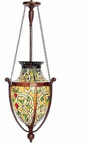 stained glass dining room light tiffany stained glass chandelier awesome dining room light fixture
