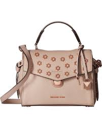 light pink michael kors handbag new savings on michael michael kors bristol small satchel soft