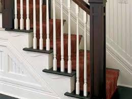 58 stair stringer trim board deck fascia installation step by