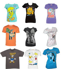 t shirts for