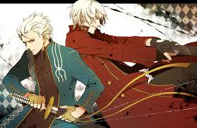 devil may cry fanart zerochan anime image board devil may cry