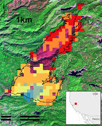 Wildfire Map America by Battling Wildfires From Space Nasa Adds To Firefighters U0027 Toolkit