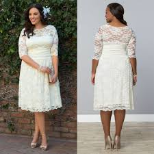 plus size casual wedding dress biwmagazine com