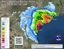 tamucc map major hurricane harvey august 25 29 2017