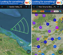 Weather Fronts Map Weather Underground Launches A New Storm Tracker App