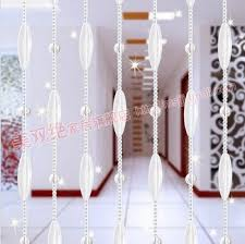 buy cheap crystal bead curtain partition lanmei curtain hanging