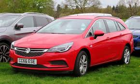 vauxhall astra automatic vauxhall astra wikipedia