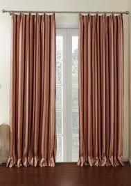 Custom Blackout Drapes Twopages Faux Linen Coast 90 Blackout Curtain Drapes Grommet One