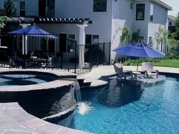 Swimming Pool Backyard by Swimming Pool Features Hgtv