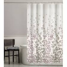 Machine Washable Shower Curtain Shower Curtains Floral Cintinel Com