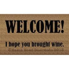 Aspire Linens Wipe Your Paws Door Mat Personalized Door Mat Custom Mat Welcome Mat Coir Mat