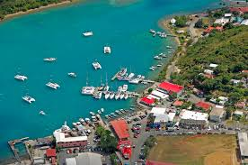 St Thomas Virgin Islands Map Frenchtown Harbor Marina In Frenchtown St Thomas U S Virgin