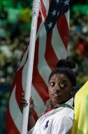 The Flag Of Brazil Photos Simone Biles U003d Goat U2014 The Undefeated