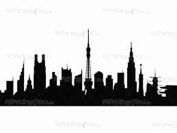 tokyo skyline wall decals vdv1014en artpainting4you eu tokyo skyline cities travel wall decals