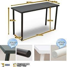 depth and table e living rakuten global market free desk 120cm in width x 45cm in