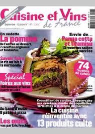 cuisines et vins de cuisine et vins de les revues sur le vin livres vins