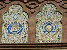 Moorish Design Free Images Architecture Window Building Wall Pattern