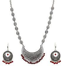 boho necklace set images Jewels emporium antique oxidized german silver plated boho turkish jpg