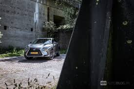 lexus is300h zwart lexus rx 450h rijtest en video autoblog nl