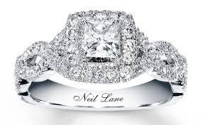 ring beautiful princess engagement ring and wedding band set