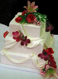 beautiful rose wedding cakes 2014 for wedding stylehitz