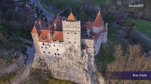 Dracula S Castle For Sale Halloween Treat Spend The Night At Dracula U0027s Castle In Transylvania