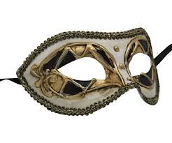black venetian mask venetian mask with black and gold accent