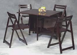 wooden table and chair set for dining room portable table chair set plastic resin folding tables