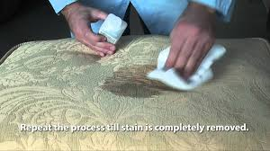 Best Clothing Stain Remover How To Remove Stains From A Fabric Sofa Mp4 Youtube